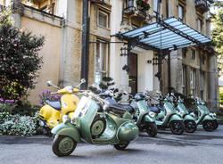 Vespa Sei Giorni presentata a Varese e dintorni