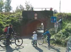 Ferrovienord: giù i ponticelli a sud del Municipio