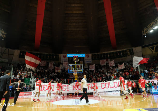 Openjobmetis Varese - Red October Cantù 95-64