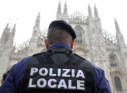 La festa della polizia locale di Milano