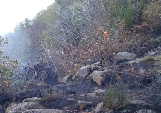 Incendio di Bassano, al via la bonifica