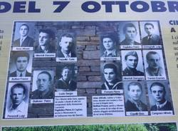 I giovani ricordano i partigiani caduti