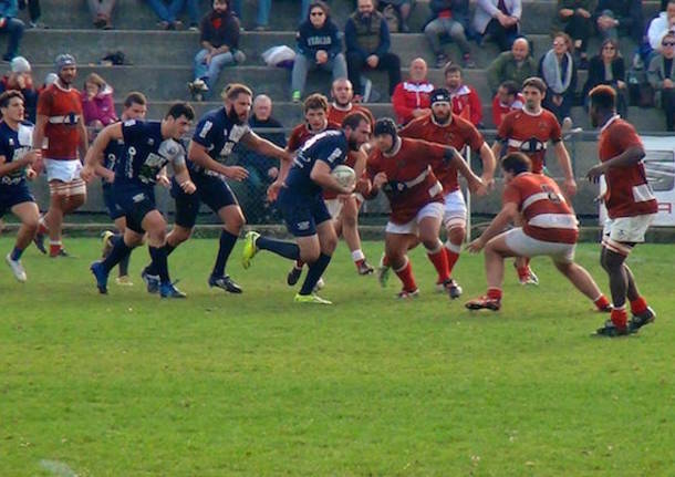 Rugby Varese – Rugby Rovato 11-34