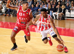 Openjobmetis Varese - The Flexx Pistoia 81-73