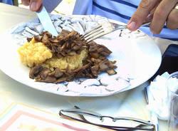 Polenta e funghi miglior piatto regionale