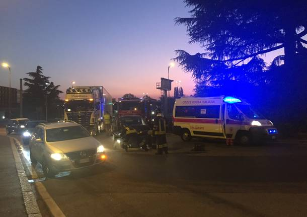 Incidente in piazza Buffoni