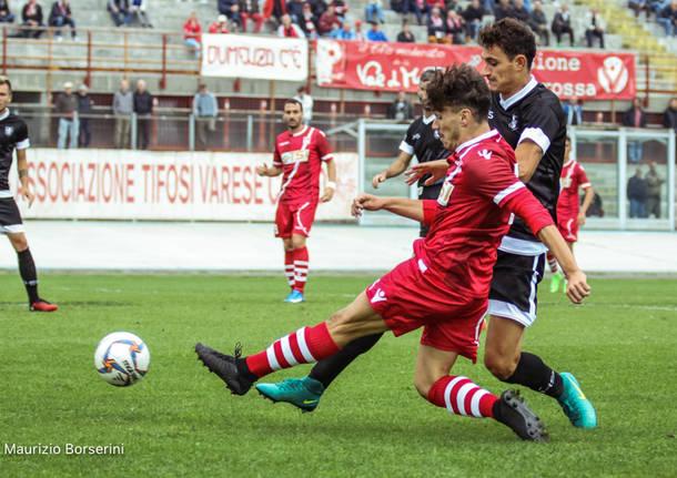 Varese - Derthona 3-2