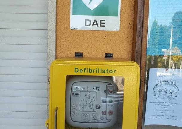 Come si usa il defibrillatore