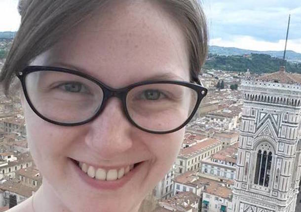 Daria Guazzotti, incidente stradale Varese via MAgenta