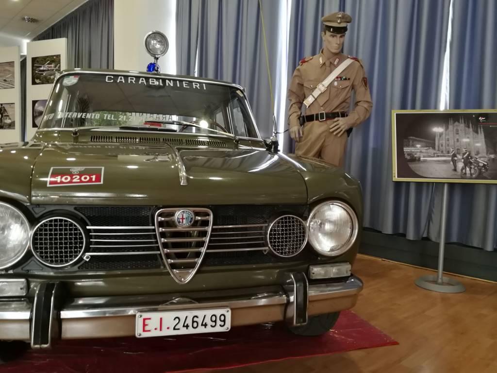 dia sotto le stelle carabinieri