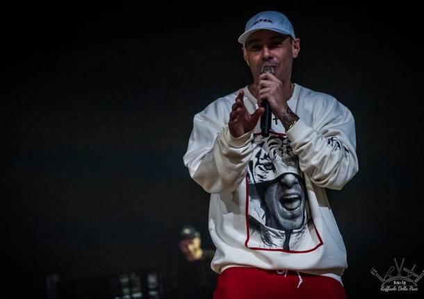 Fabri Fibra, il live di Fenomeno Tour all'Alcatraz