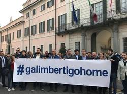 """Galimberti go home"""
