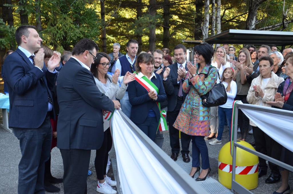 Inaugurato l'ambulatorio medico-infermieristico di Oggiona santo Stefano