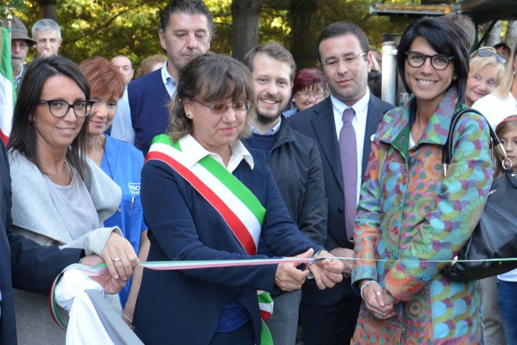Inaugurazione dell'inaugurazione dell'Ambulatorio di Oggiona Santa Stefano