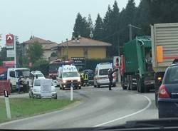 Incidente Besozzo Via Trieste