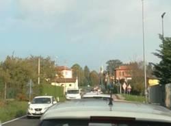 incidente strada briantea binago malnate