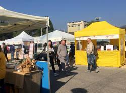 Induno Olona - Inaugurazione del Mercato della terra del Piambello