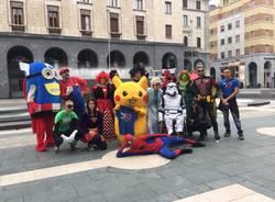 Piazza Monte Grappa domenica 1 ottobre Varese