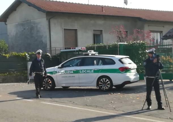 polizia locale malnate trucam autovelox velocità