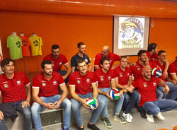 Presentazione Banco Bpm Sport Management 2017 2018