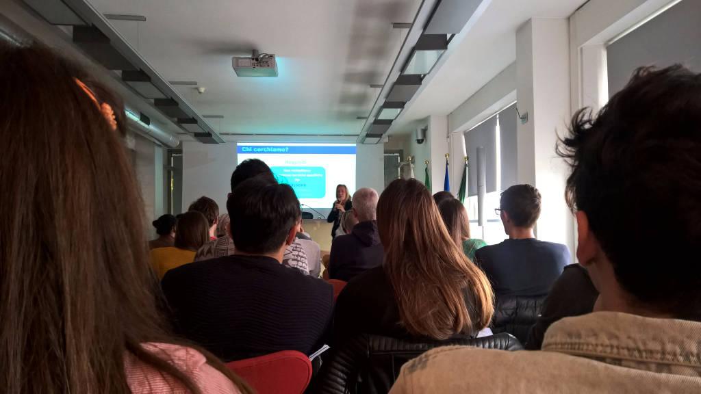 Presentazione corsi ITS InCom  Confartigianato Varese