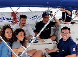 progetto un mare di laghi velaterapia vela insieme