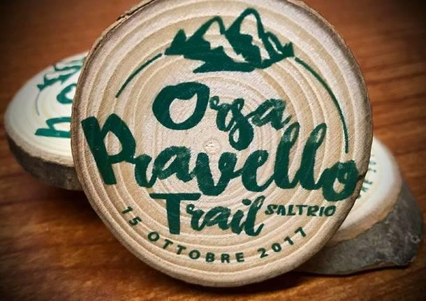 Saltrio - Orsa Pravello Trail 2017