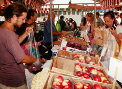 Slow food - mercato della terra