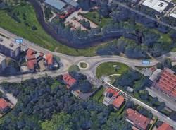 strada 233 saronnese tratto castellanza