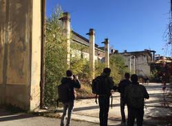 Studenti in Aermacchi per farla rivivere