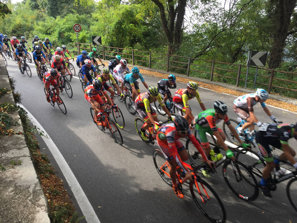 Tre Valli Varesine 2017 - La corsa