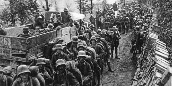 La rotta di Caporetto vista da un 'nemico' tedesco: Erwin Rommel -  VareseNews