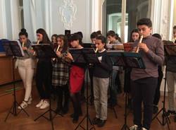 Vedano Olona - Cerimonia Erasmus Plus a Varese