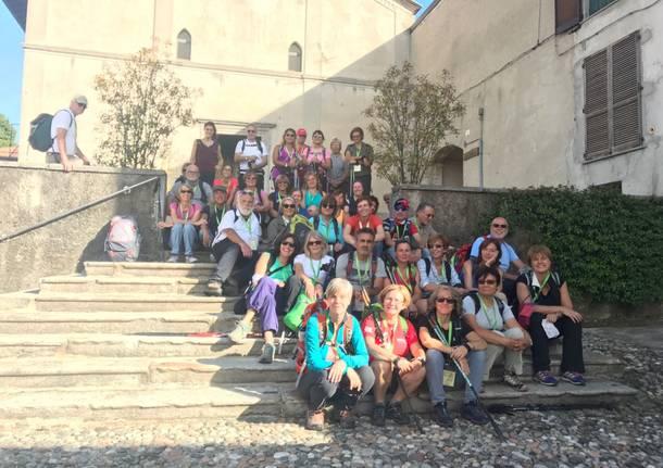 Via Francisca: la tappa dal sacro Monte a Gazzada