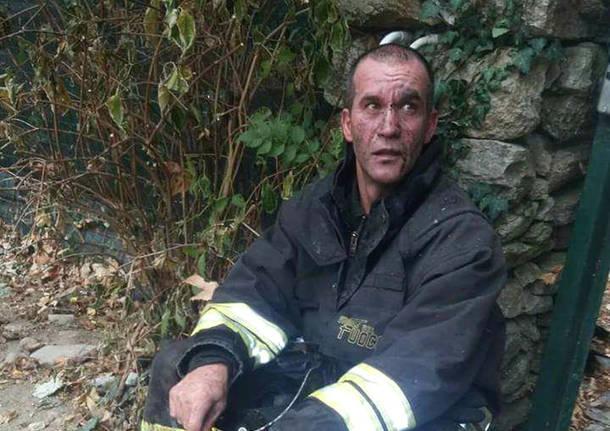 Vigili del fuoco - foto di Dario Monza