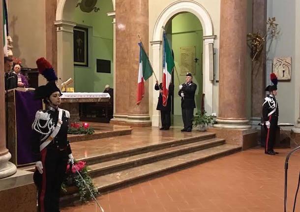 Carabinieri, martedì in cattedrale si celebra la Virgo Fidelis