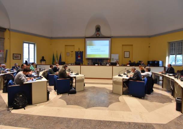 consiglio comunale busto