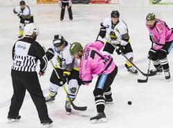 bandits hockey su ghiaccio merano