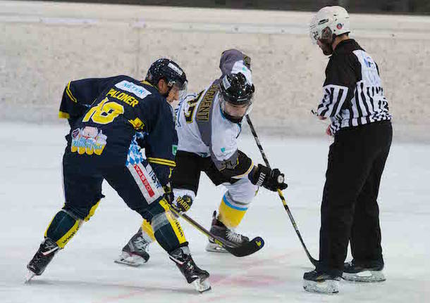 bandits varese hockey ghiaccio salvatore sorrenti