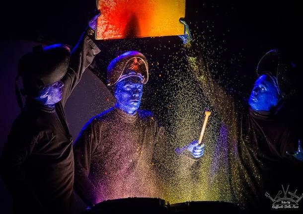 Blue Man Group al Teatro Arcimboldi di Milano