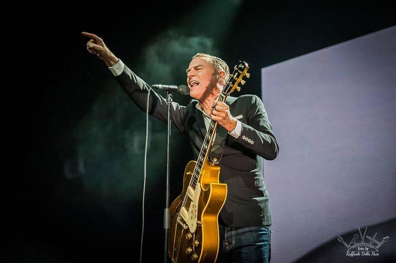 Bryan Adams, il concerto al Forum di Assago