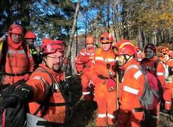 Encomio ai volontari antincendio