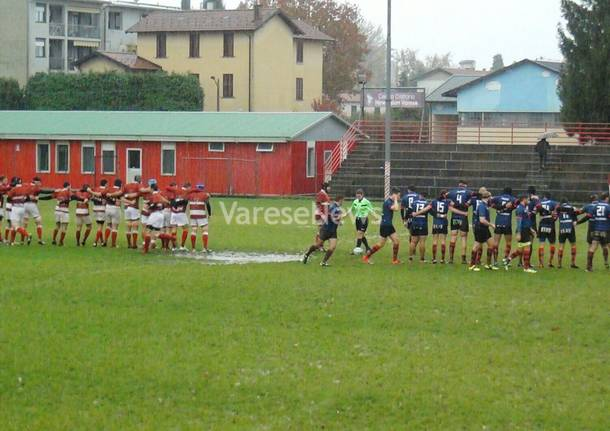 Rugby Varese – Elav Stezzano 29-3