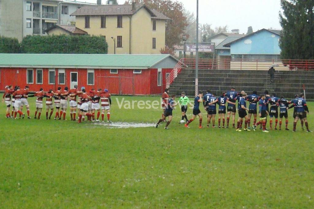 Rugby Varese - Elav Stezzano 29-3