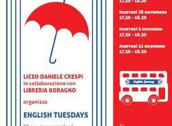 English Tuesdays