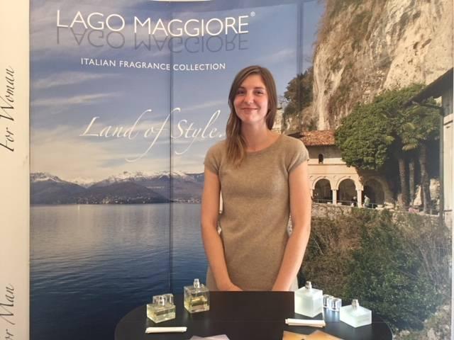 Lago Maggiore, il nuovo profumo made in Luino