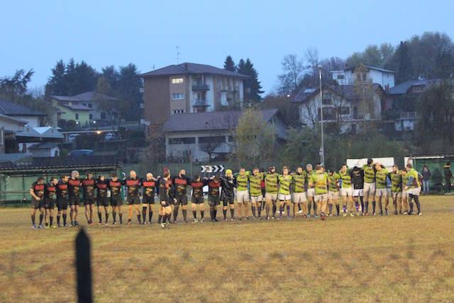 Rugby / Gattico - Unni Valcuvia 5-19