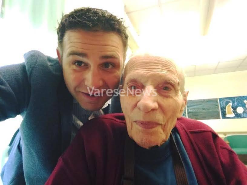 I 100 anni di nonno Alfredo