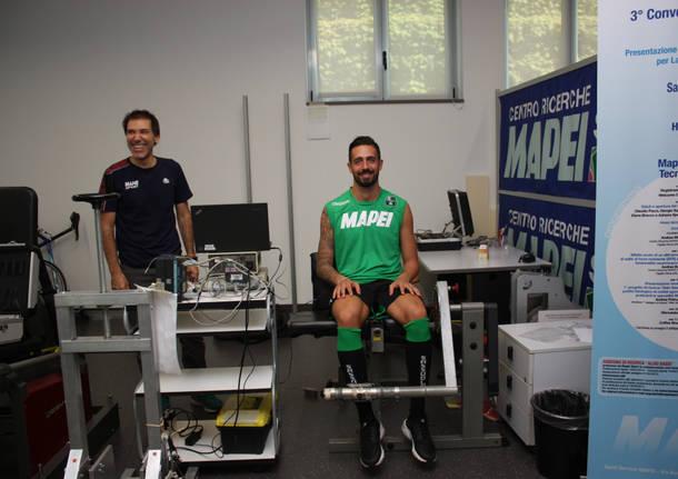 Le innovazioni a Mapei Sport