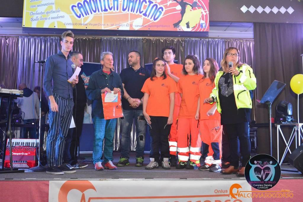 Oltre 200 persone alla maratona solidale di Valcuvia Soccorso